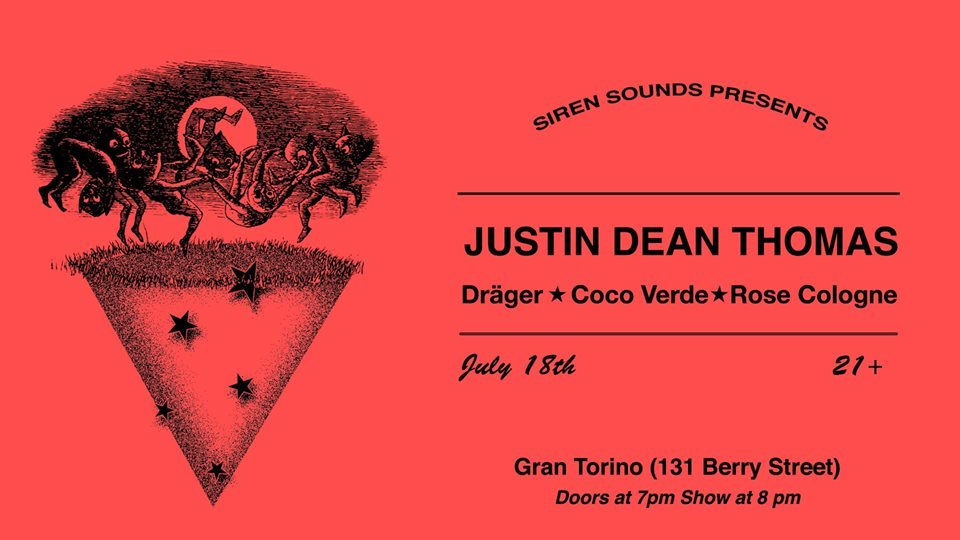Siren Sounds Presents, Justin Dean Thomas