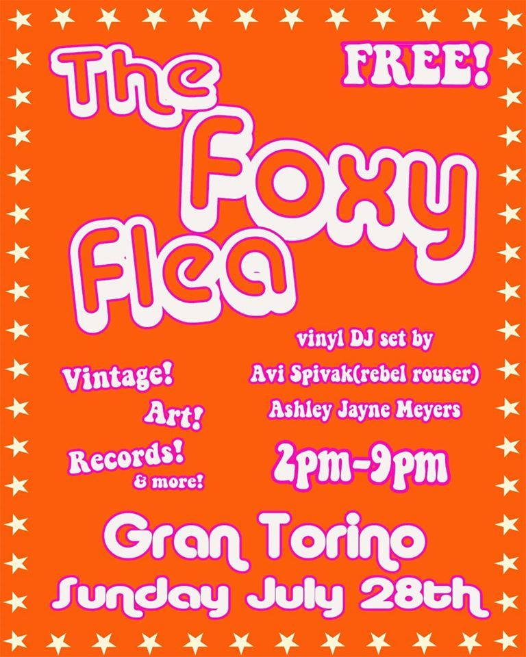 The Foxy Flea Market